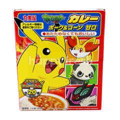 Marumiya Pokemon Curry