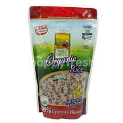 Pure Green Beras Organik Mixed Rice