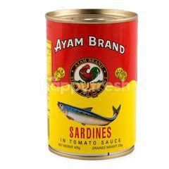 Ayam Brand Sardines