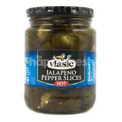 Vlasic Jalapeno Pepper Slices Hot