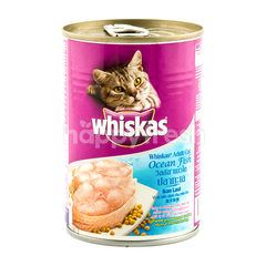 Whiskas Ocean Fish Flavored Adult Cat Food