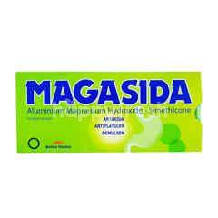 Magasida Aluminium Magnesium Hydroxide - Simethicone