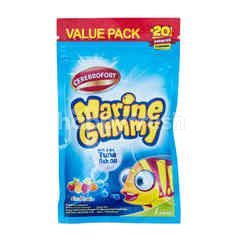 Cerebrofort Marine Gummy Mixed Fruits Flavor