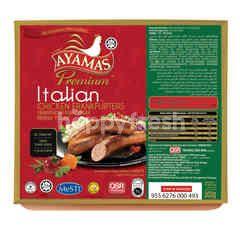 Ayamas Premium Italian Chicken Frankfurters