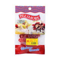 PLUSMORE Red Glace Cherry