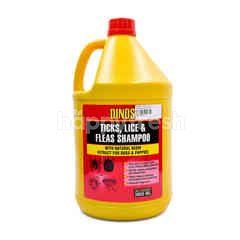 DINOS Ticks, Lice & Fleas Shampoo