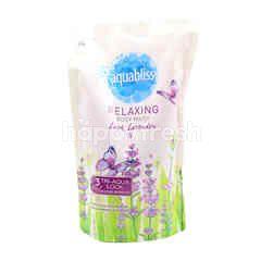 Aquabliss Relaxing Body Wash Lush Lavender Refill Pack