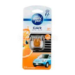 Ambi Pur Car Mini Clip Air Freshener Light Citrus