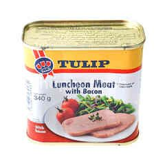 Tulip Luncheon Meat With Bacon