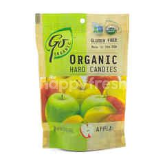 GO ORGANIC Organic Hard Candies - Apple