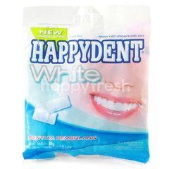 Happydent Permen Karet Dengan Baking Soda