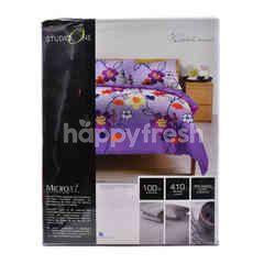 Studio One Mayssa Fitted Bedsheet Set