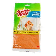 Scotch-Brite Lap Kaca Microfiber