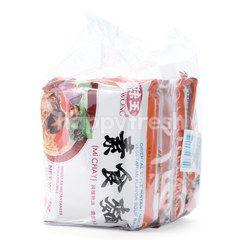 Ve Wong Oriental Style Instant Noodles Vegetarian Flavor Soup Base