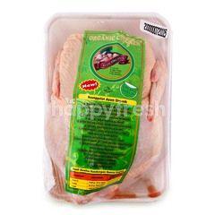Ayam Broiler Organik Utuh