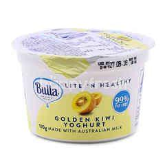 Bulla Lite & Healthy Golden Kiwi Yoghurt