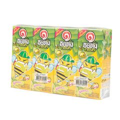 Ichitan Green Tea Honey Lemon Flavour (4s)