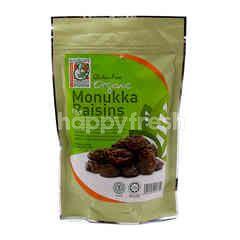 Radiant Whole Food Organic Monukka Raisins
