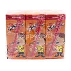 Yeo's Justea Peach Flavoured Green Tea (6 Packs)