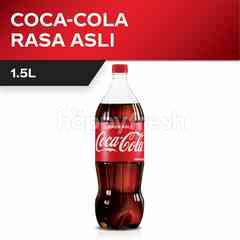 Coca-Cola Original Carbonated Soft Drinks 1.5L