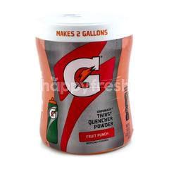 Gatorade Thirst Quencher Powder Fruit Punch