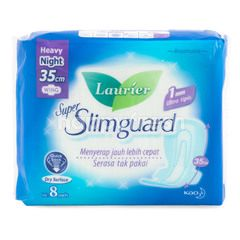 Laurier Super Slim Guard Night Wing Pad 35cm