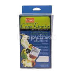 Hartz Absorbent Cage Liners (7 Liners)
