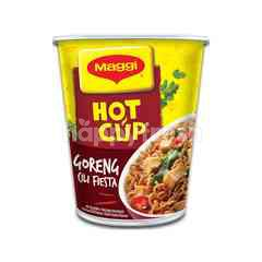 Maggi Hot Cup Goreng Cili Fiesta Noodle