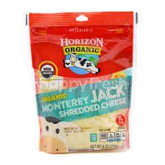 Horizon Organic Shredded Monterey Jack Cheese