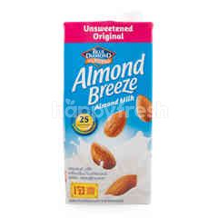 Blue Diamond Almond Breeze Almond Milk  Unsweetened Original Flavour