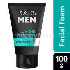 Pond's Men Facial Foam Acne Solution