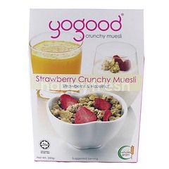 Yogood Strawberry Crunchy Muesli Cereal