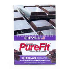 PureFit Chocolate Brownie Bar