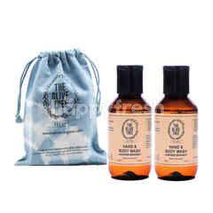 Christmas 2018 Lavender Bergamot Body Wash Travel Set
