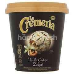 La Cremeria Vanilla Cashew Delight Ice Cream