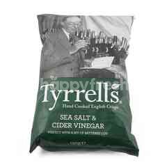 Tyrrells Sea Salt And Cider Vinegar Crips