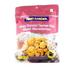 Tong Garden Kacang Mede dan Kacang Macadamia Panggang Rasa Madu