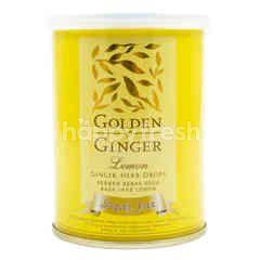 Golden Ginger Lemon Ginger Herb Drops