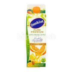 Sunkist Pure Premium Lots Of Pulp Orange Juice