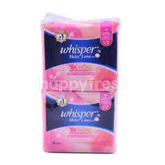 Whisper Ultra Slim All Night 24Cm Pads (36 Pieces)