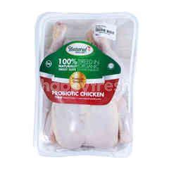 Natural Poultry Ayam Prebiotik Utuh