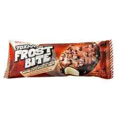 Glico Wings Frost Bite Vanilla Choco Nut Ice Cream