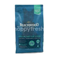 Blackwood Special Diet Duck Meal, Salmon Meal, and Field Pea Cat Food