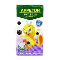 Appeton A - Z Kids Blackcurrant Flavour