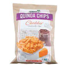Simply 7 Keripik Quinoa Rasa Keju