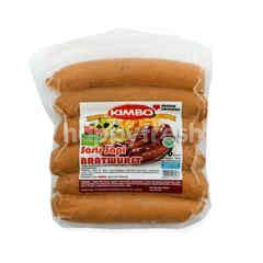 Kimbo Kitchen Sosis Sapi Bratwurst