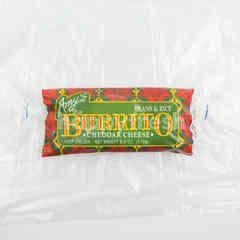 Amy's Kebab Burrito Kacang dan Beras dengan Keju Cheddar