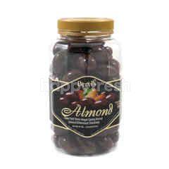Beryl's Cokelat Almond Pahit Manis
