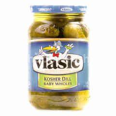 VLASIC Kosher Dill Baby Wholes