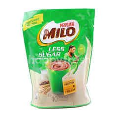 Milo 3 In 1 Less Sugar (10 Pieces)
